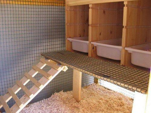 Гнездо для кур