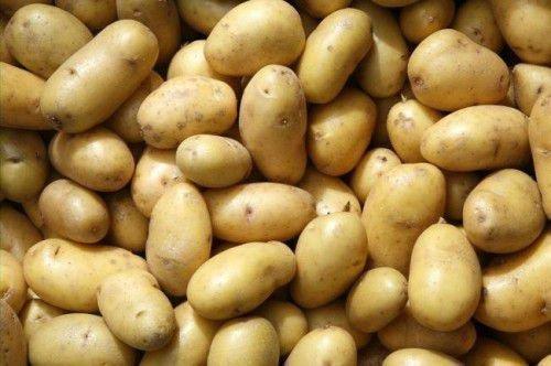 Чистая картошка
