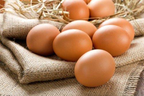 Зараженные яйца