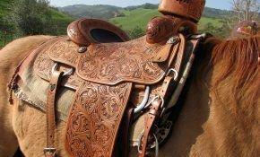 Как самостоятельно изготовить седло для лошади