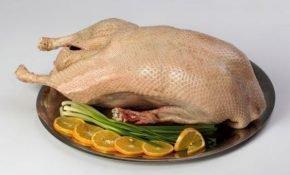 Пикантное мясо фазанов