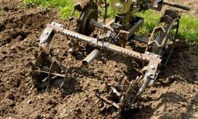 Как изготовить своими руками ежики для обработки  картофеля