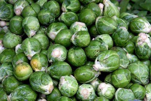 Головки брюссельской капусты