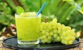 Сколько калорий содержится в зеленом винограде?