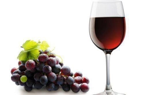 Виноград Барон и вино