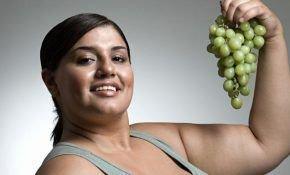 Какова роль винограда для похудения
