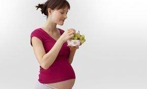 Можно ли есть виноград во время беременности?