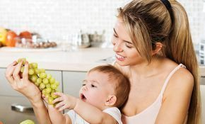 Виноград и его воздействие на человека: можно ли кормящей маме есть виноград