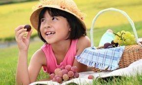 Можно ли детям есть виноград с косточками?