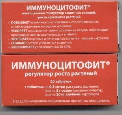 Препарат Иммуницитофит