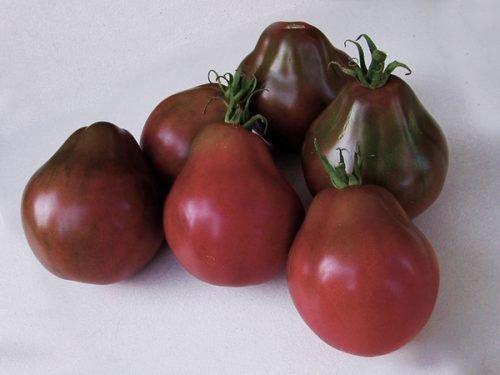 Японский черный томат