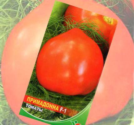 Семена томата Примадонна F1