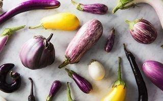 Баклажан – калории, пищевая ценность и интересные факты