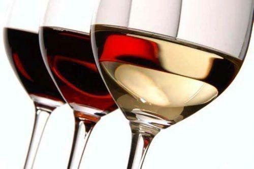 Оттенки вина