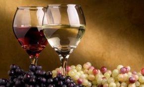 Какие кислоты содержатся в винограде?