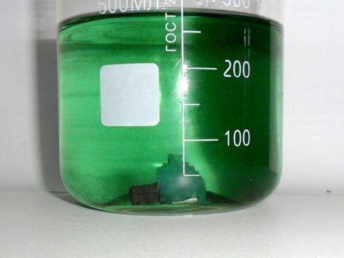 Раствор железного купороса