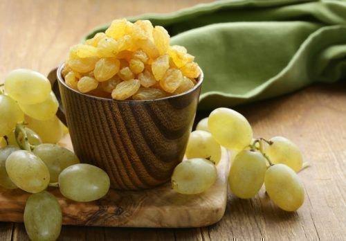 Изюм из белого винограда