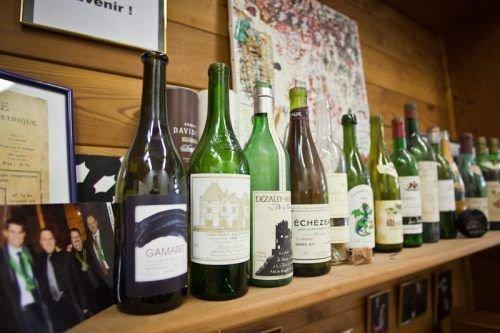Вино из Шаслы