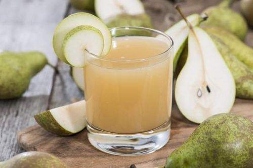 Польза грушевого сока