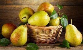Плоды груши и их калорийность