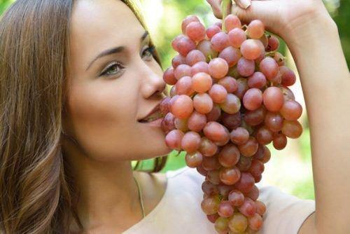 Самый сладкий виноград