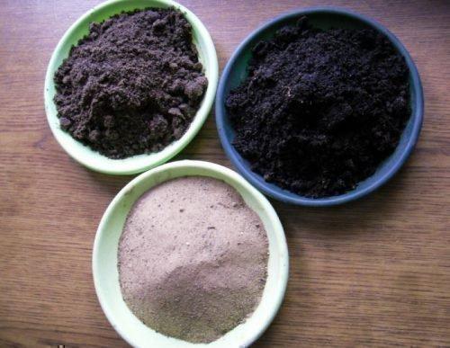 Подготовка почвы для пикировки томатов