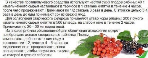Лечебный рецепт