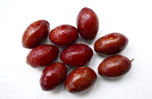 Вид плодов