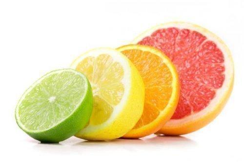 цитрусовые фрукты список