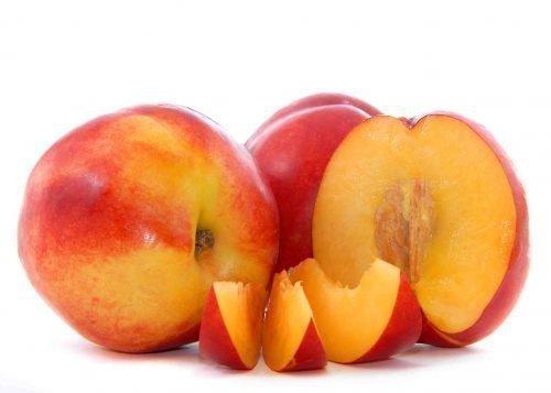чем отличается персик от нектарина