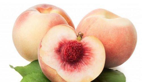 гибрид персика и яблока