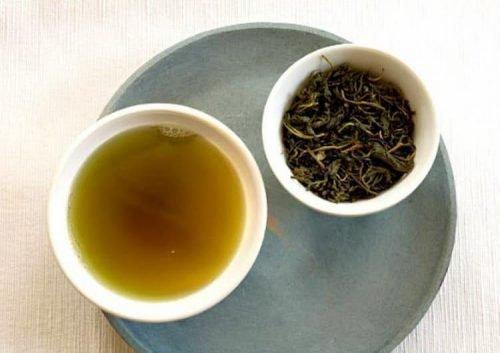 Чай из будры