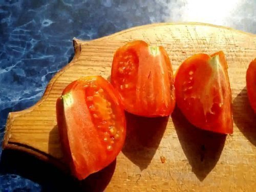 томат хурма