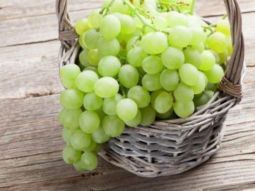 калорийность винограда зеленого кишмиш